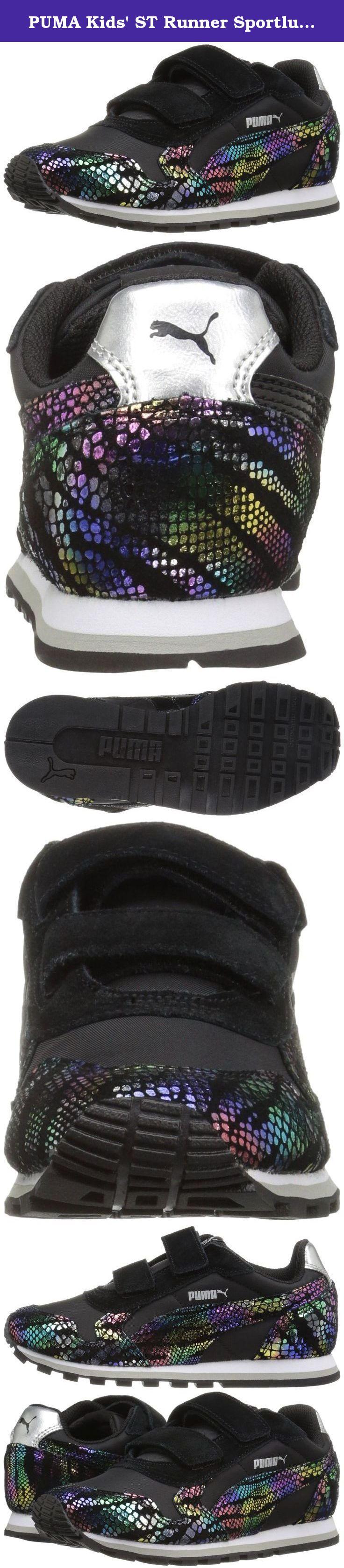 44373b98afd8 PUMA Kids  ST Runner Sportlux V PS Sneaker