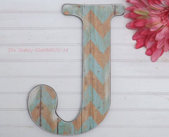 Large Letter J For Wall Wall Letter  Letter J Nursery Wall Letter Large Letter Wall