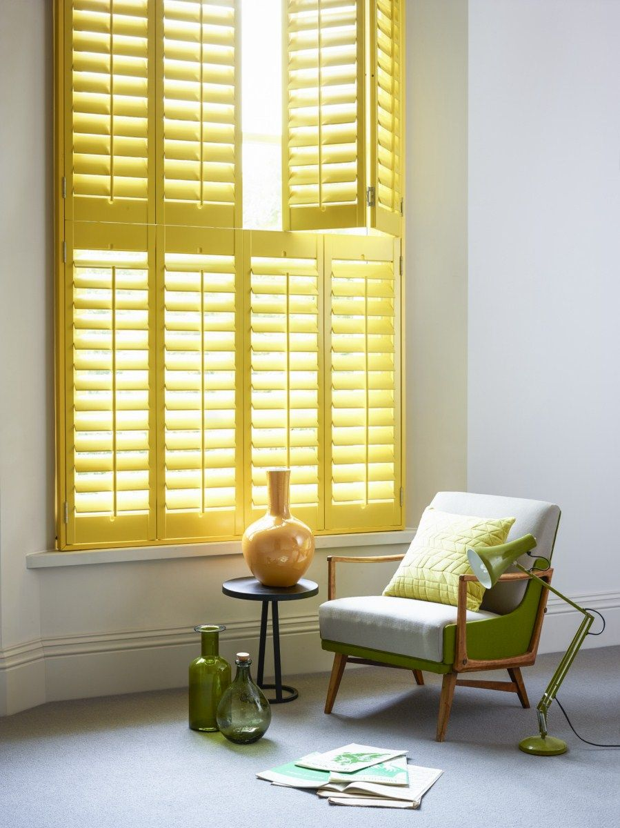 Modern Shutters As Wall Decor Gallery - Wall Art Collections ...