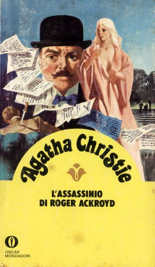 L'assassinio di Roger Ackroyd - Agatha Christie