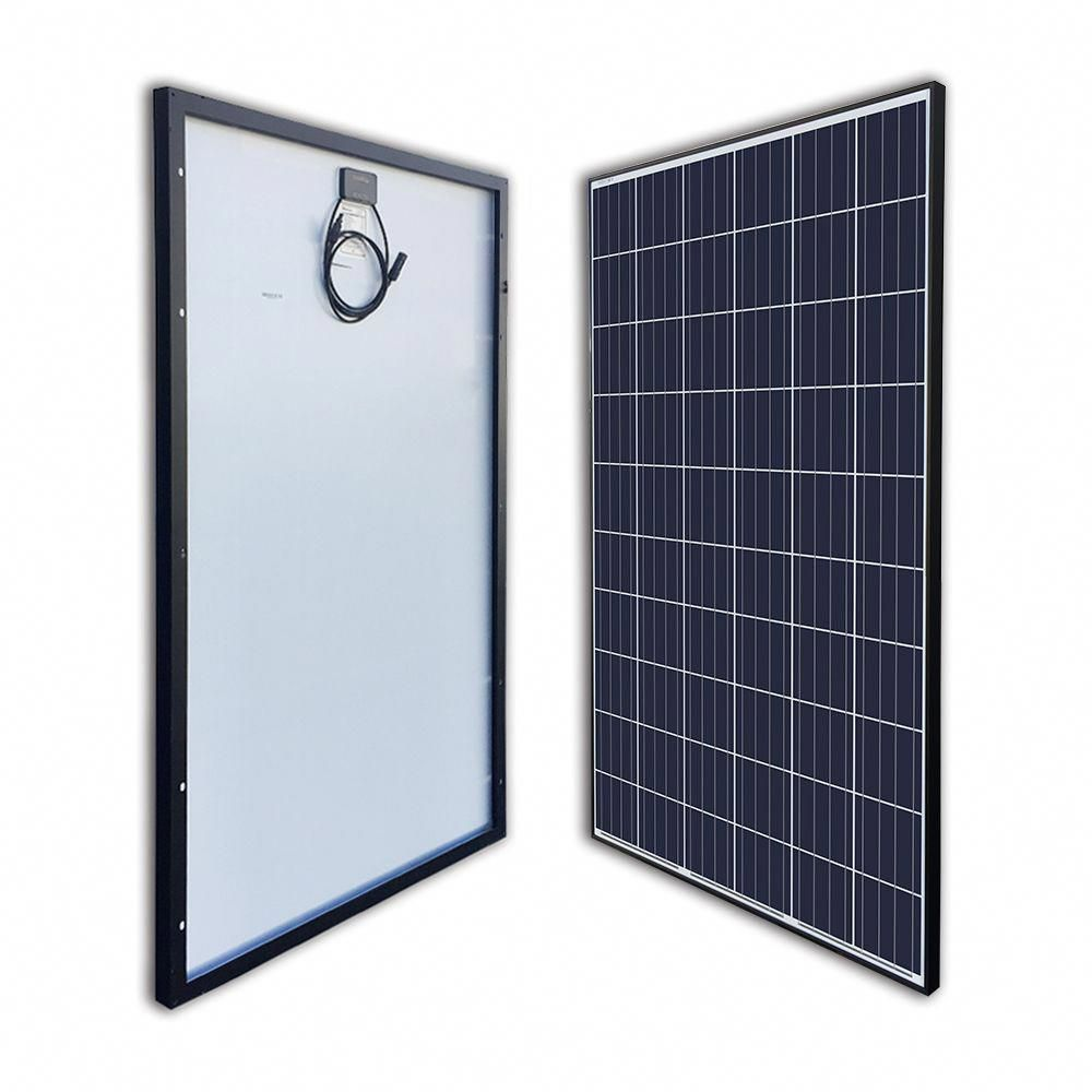 The Renogy 270w Poly Solar Panel Perfect For Commercial And On Grid Applications Solarpanels So In 2020 Solar Panels Monocrystalline Solar Panels Solar Panel System