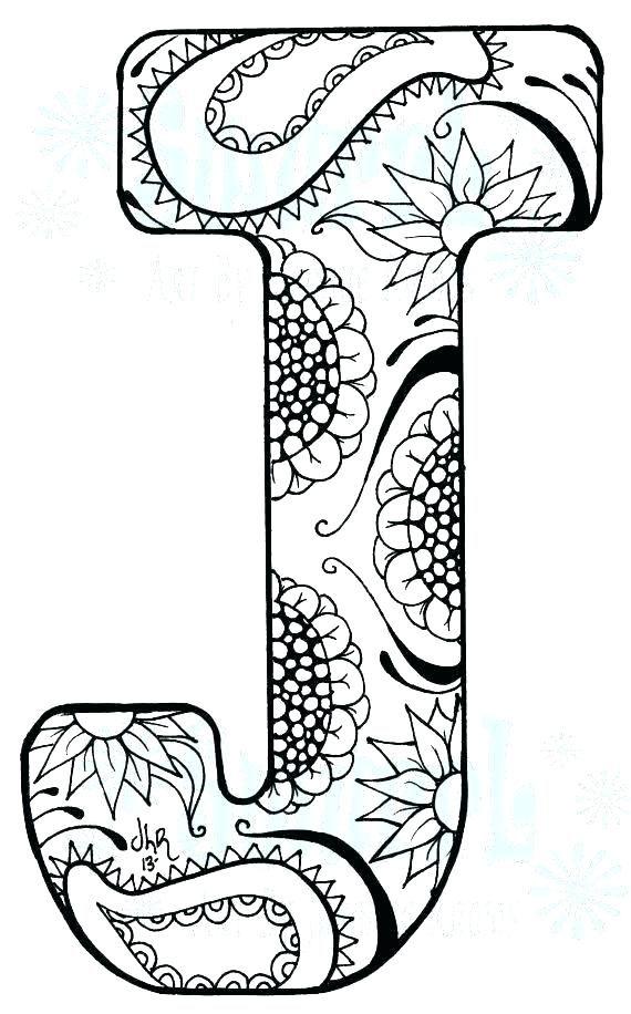 Illuminated Manuscript Coloring Pages Illuminated Alphabet Coloring Pages Letter I Coloring Pages J Coloring Pages J Col Alphabets Letters Numbers Print