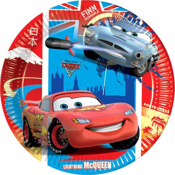 cars party paper plates 23cm £1.95 10pk  sc 1 st  Pinterest & cars party paper plates 23cm £1.95 10pk | 1st Birthday | Pinterest