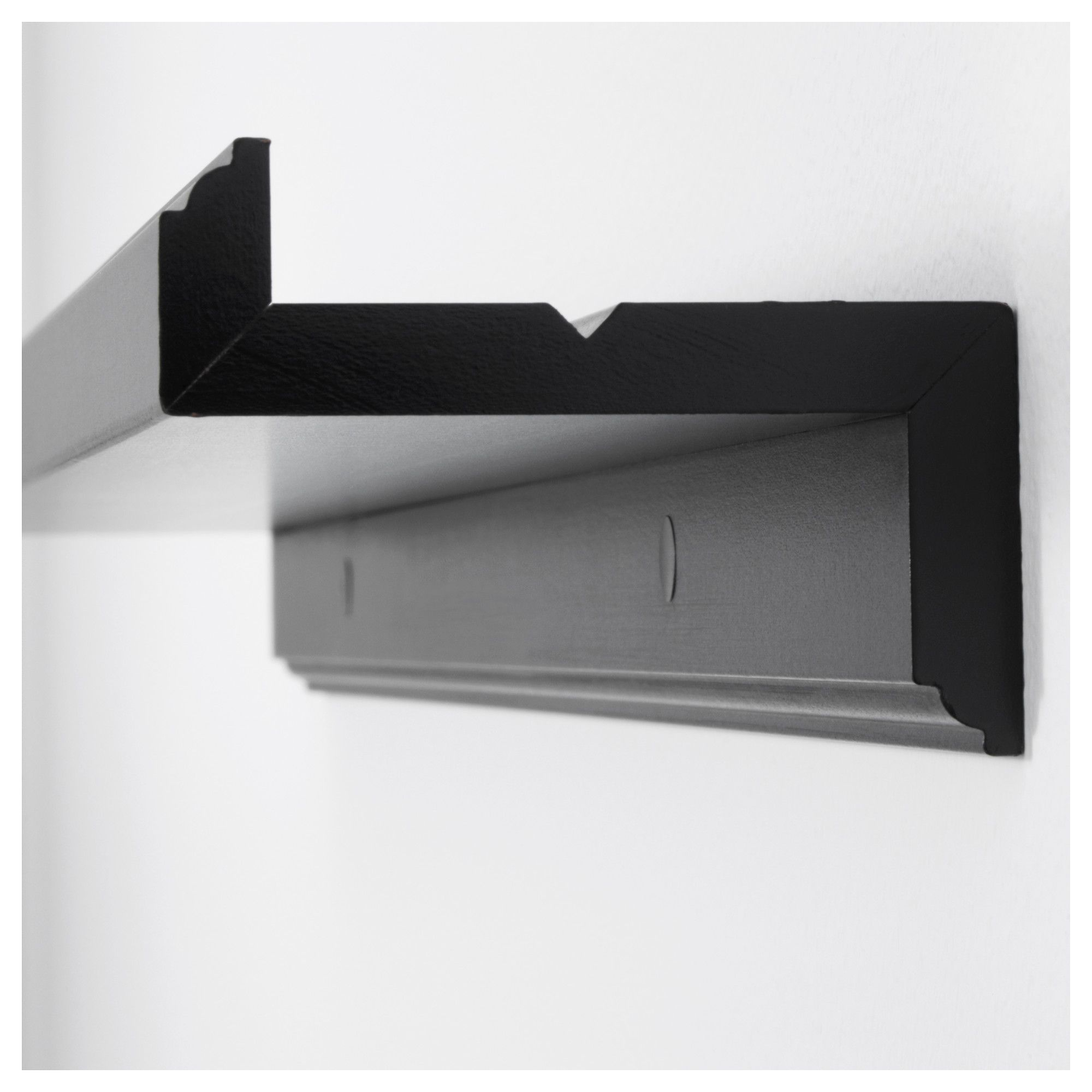 IKEA - MARIETORP Picture ledge black