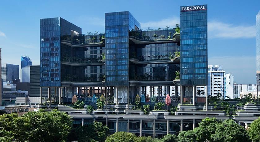 泊ってみたいホテル・HOTEL シンガポール>シンガポール>ホンリム公園の向かいに位置しており、ナイトライフ地区まで徒歩数分!>パークロイヤル オン ピッカリング(PARKROYAL on Pickering)