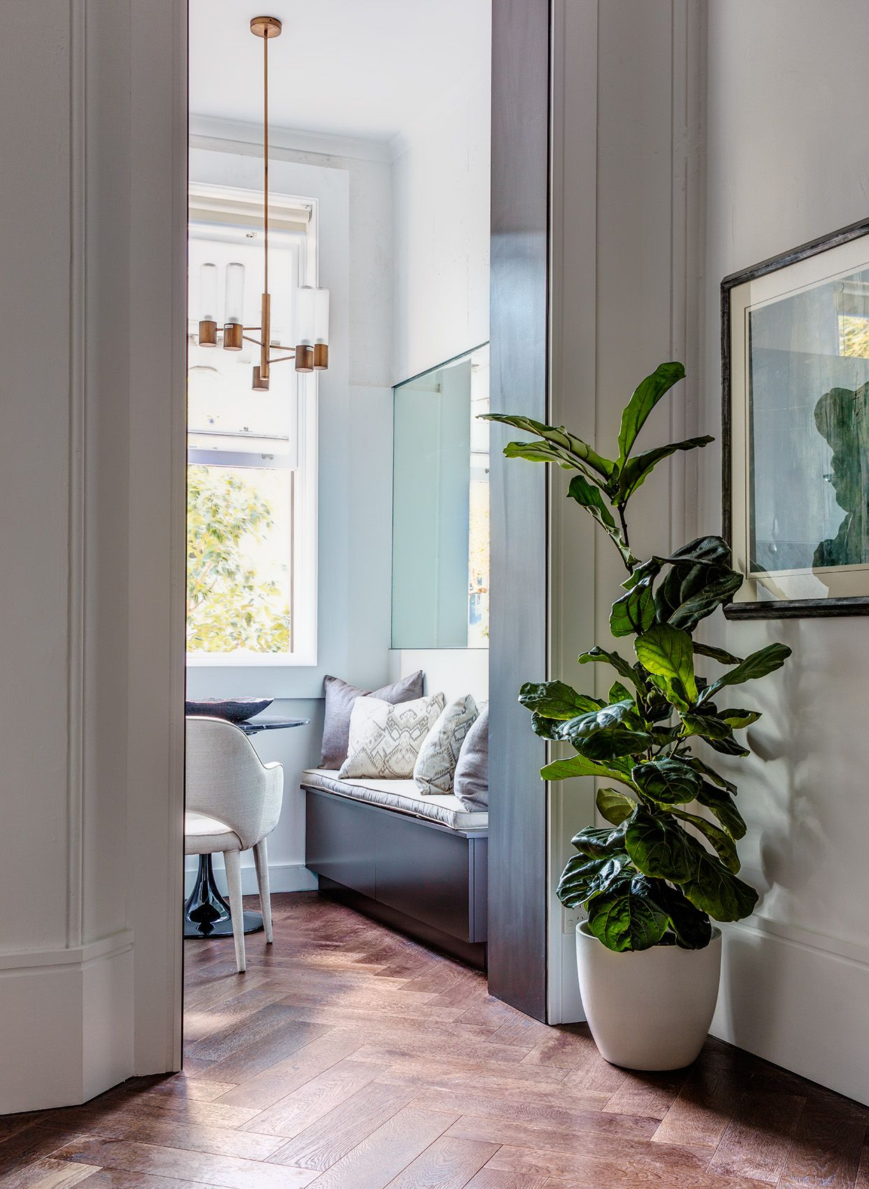 Property Styling Rushcutters Bay Creative Room Dining Room