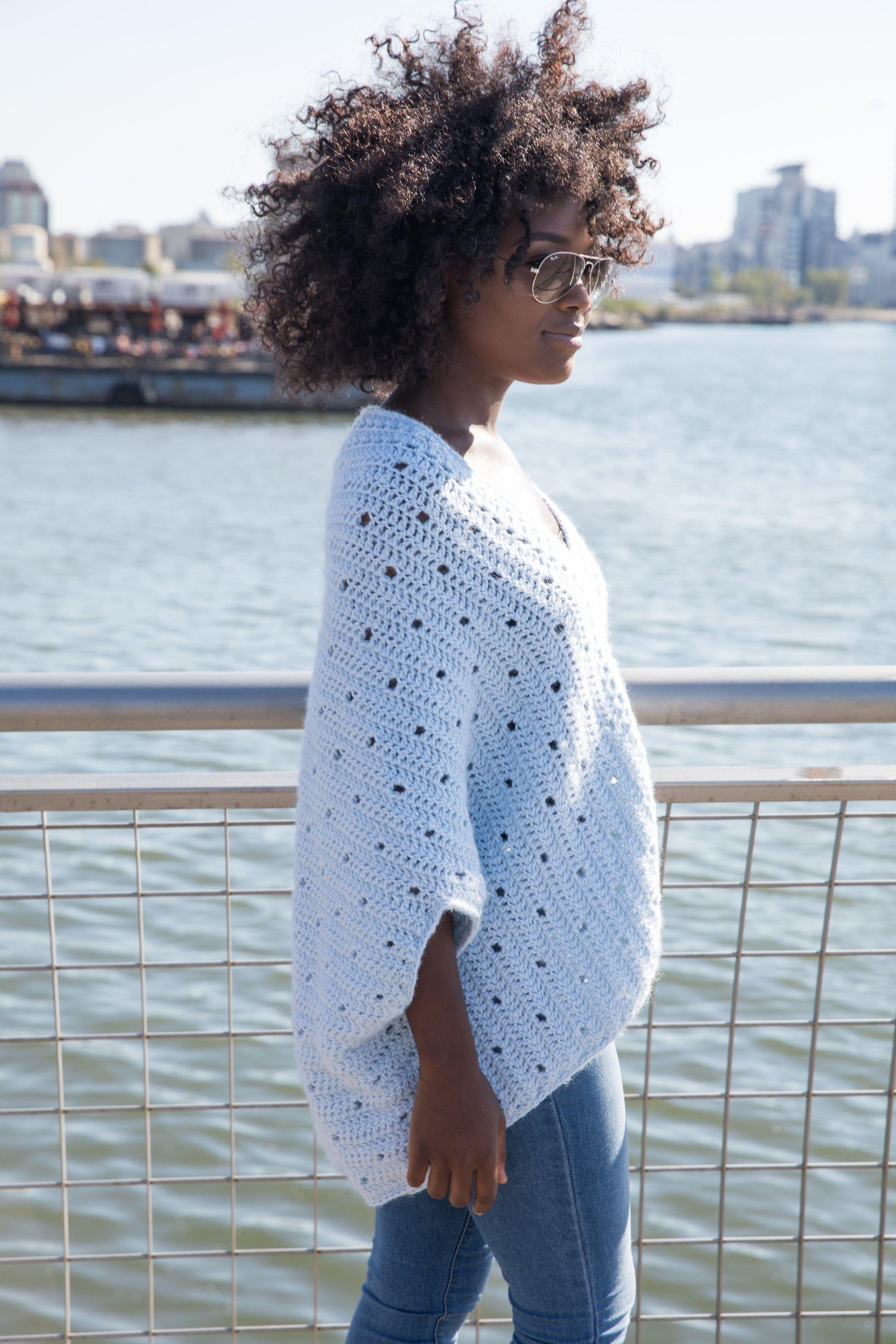 Simple Stitch Top (Crochet)   Pinterest