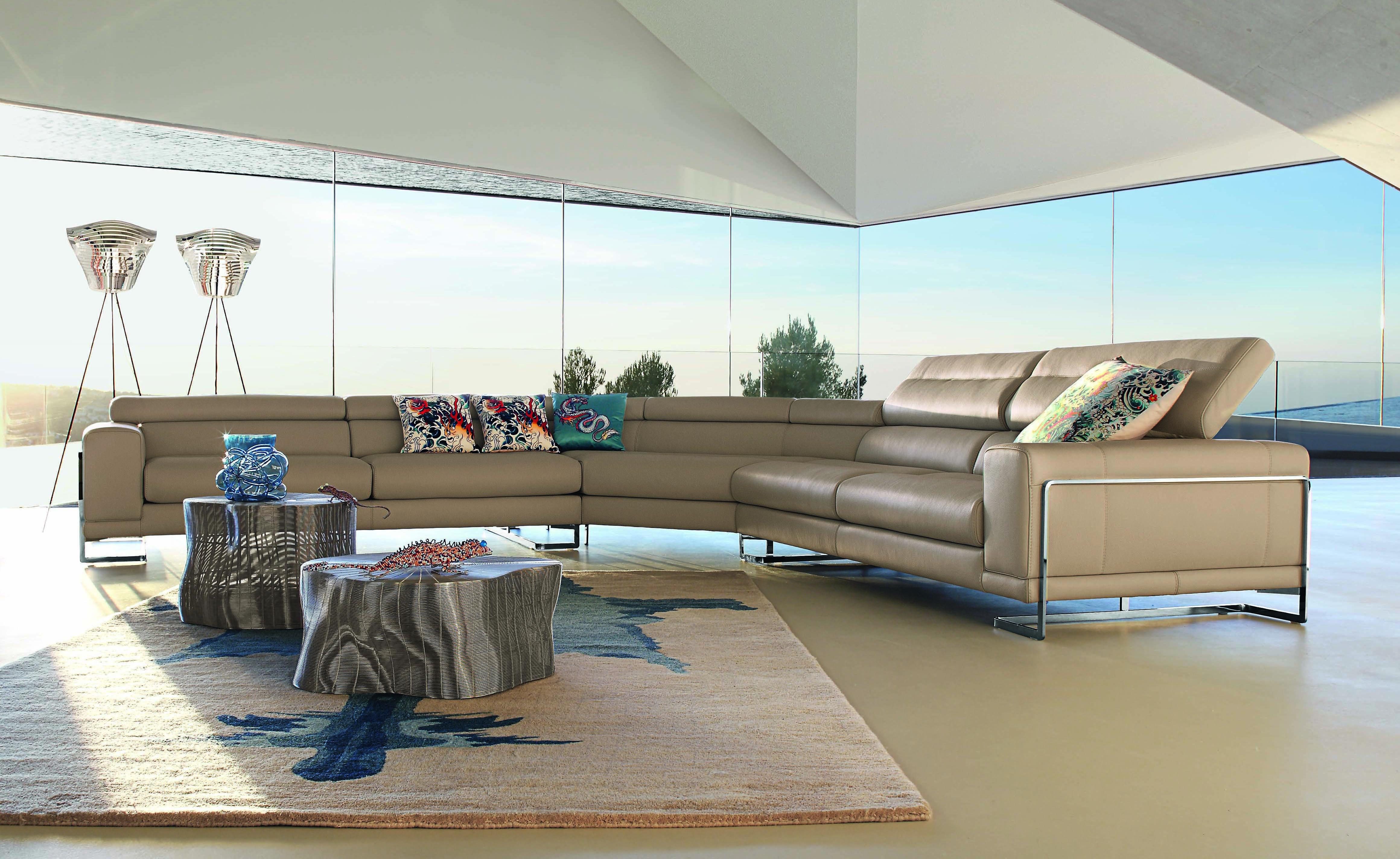 roche bobois theoreme modula sectional sofa design r. Black Bedroom Furniture Sets. Home Design Ideas