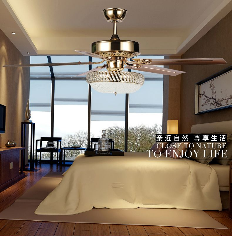 Online Buy Wholesale Modern Chandelier Ceiling Fans From China Modern Chandelier Ceiling Fans Wholesalers พ ดลม