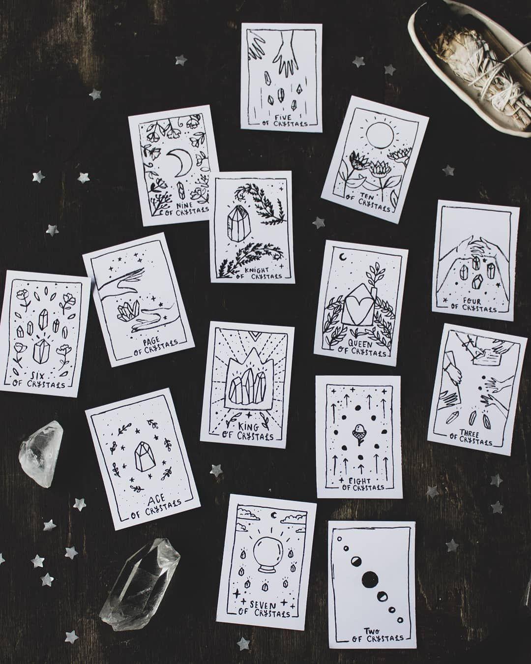 Print Your Own Tarot Deck In 2020 Diy Tarot Cards Tarot Decks Tarot Card Decks