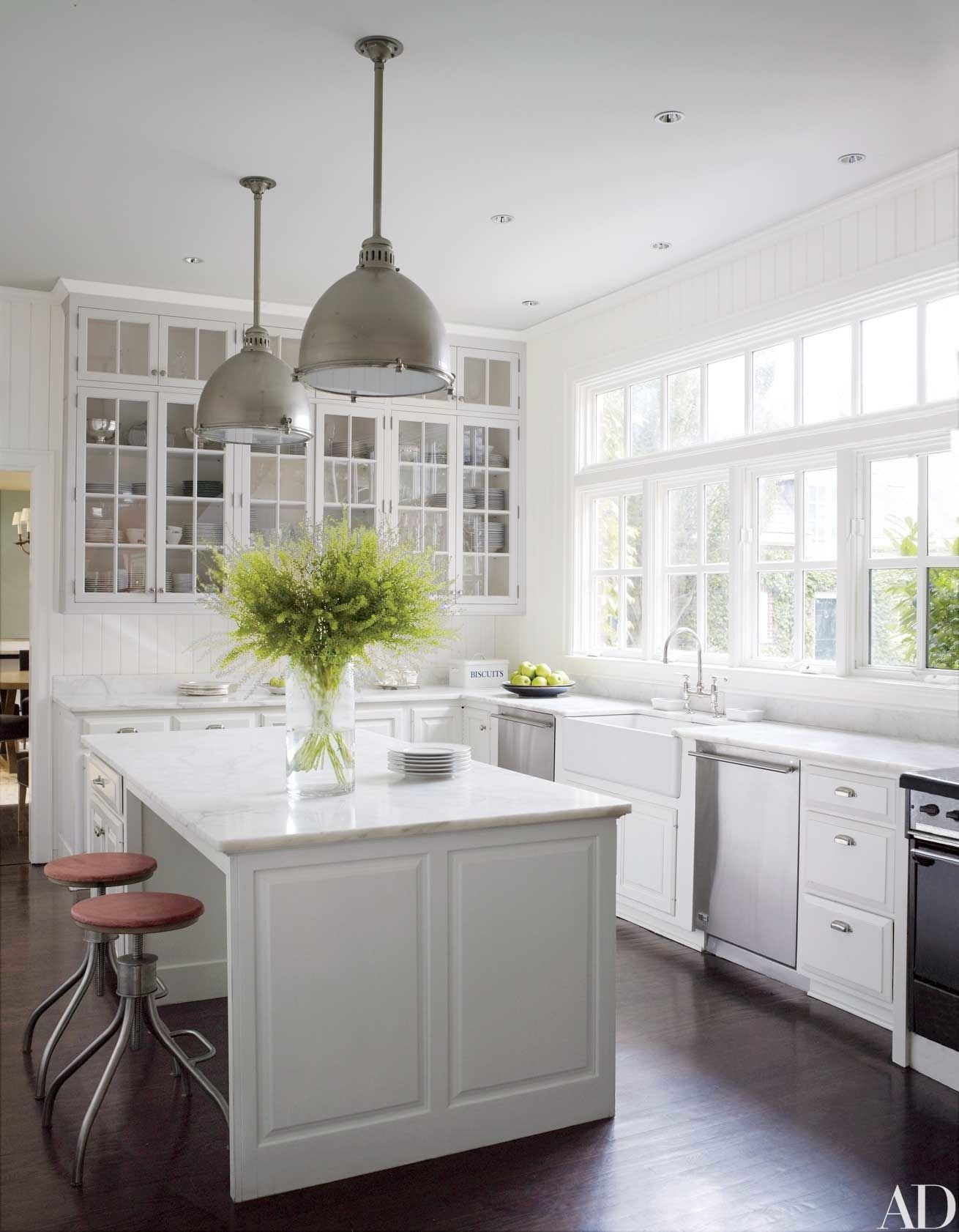 17 Kitchens with Classic Marble Countertops | Victoria hagan ...