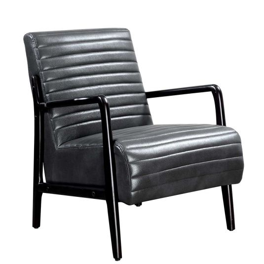 Ryder Brown Accent Chair Accent Chairs Living Room Chairs