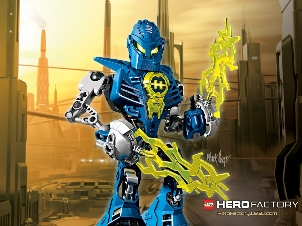 Lego HERO FACTORY 7158 FURNO BIKE Makers of Bionicle New for 2010 In Hand Ready to Ship