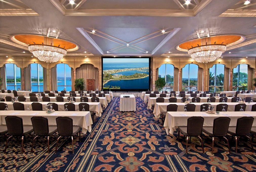 Bahia Resort Hotel San Diego CA Wedding Venues (With
