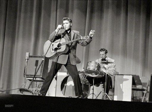 Elvis May 26th 1956