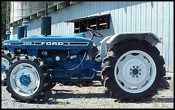 Ford 3910 Tractor Tractors Tractors Ford Tractors Ford
