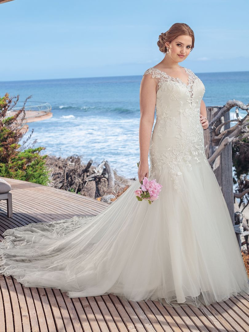 Beloved by Casablanca Bridal Style BL255 Bristol (Classic Fit) | #1 ...