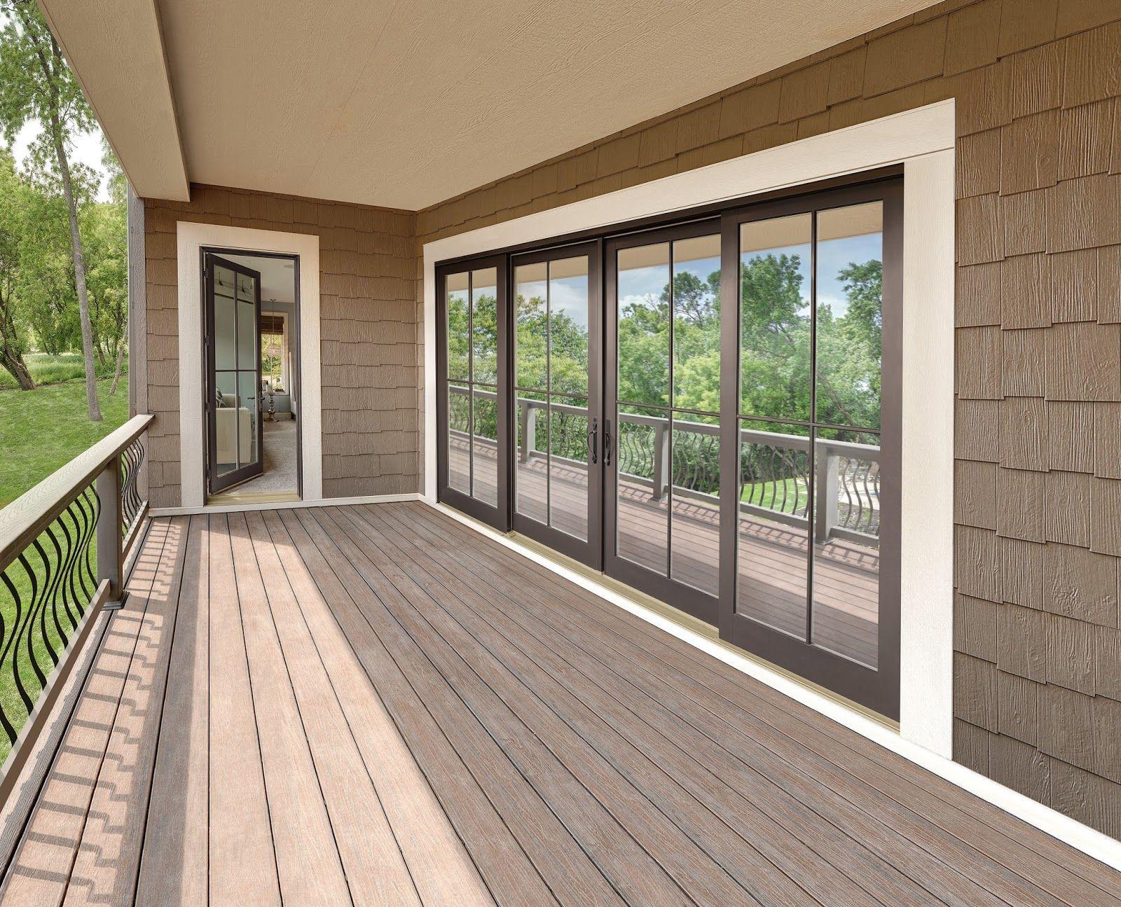 4 Panel Sliding Glass Door Different Types Of Sliding Doors