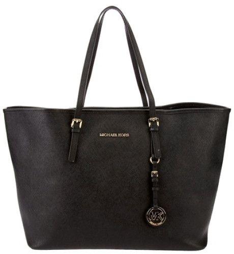cae104417dea Michael Kors Tote Bag in Black