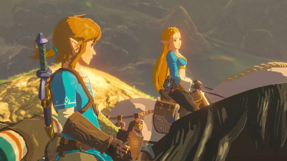 I M In Love With Breath Of The Wild Anime