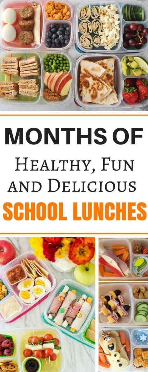 Healthy Creative School Lunch Ideas for Your Bento Box images