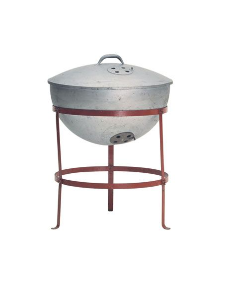 1952 - George Stephen invented his iconic kettle barbecue #patioculture | Midcentury Modern ...