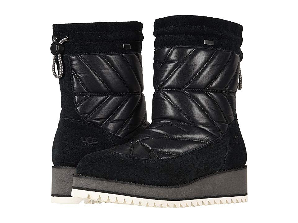 620c954dc12 UGG Beck Boot (Black) Women's Cold Weather Boots. Intrepid ...