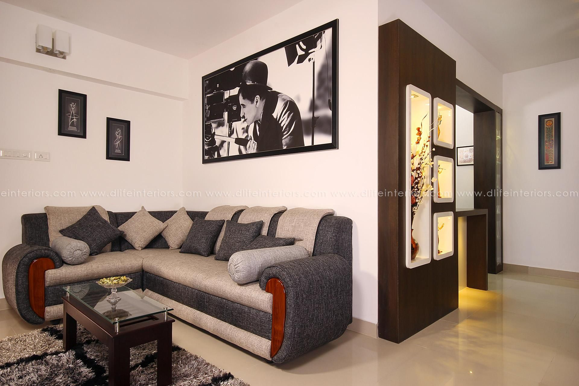 Celebrity Home Interiors At Cochin Designed Executed By D Life My
