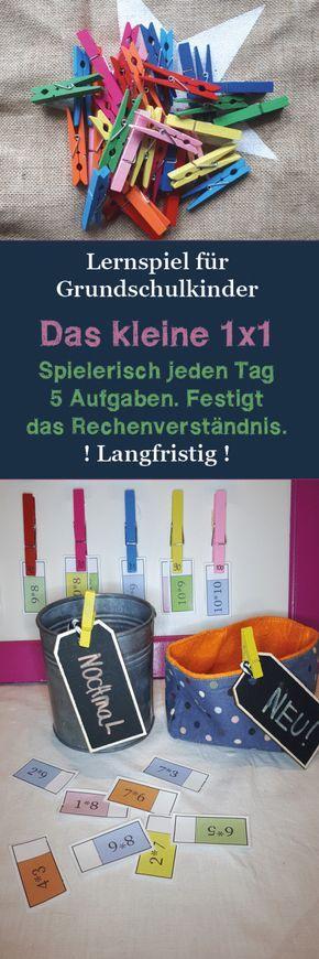 Lerntricks für die Grundschulzeit | Arbeitsblätter Grundschule ...