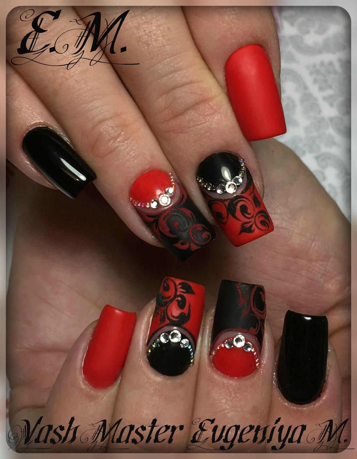 Фотография | Nail Art Ideas | Pinterest | Nageldesign, Nagelschere ...