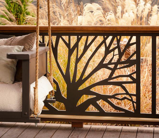Decks, Porches, Eclectic