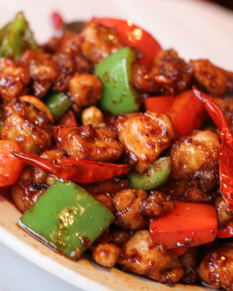 Hunan Chicken Recipe Homemade Chinese Food Recipes Chicken Recipes