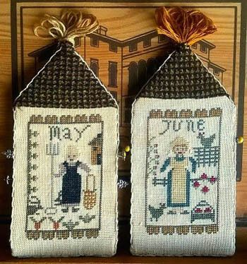 Amish - Cross Stitch Patterns & Kits - 123Stitch com | cross