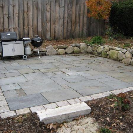 backyard patio diy patio