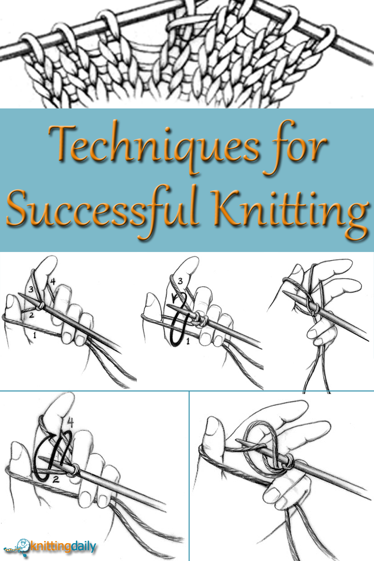 Free Knitting Patterns You Have to Knit | On, Technique and Knitting
