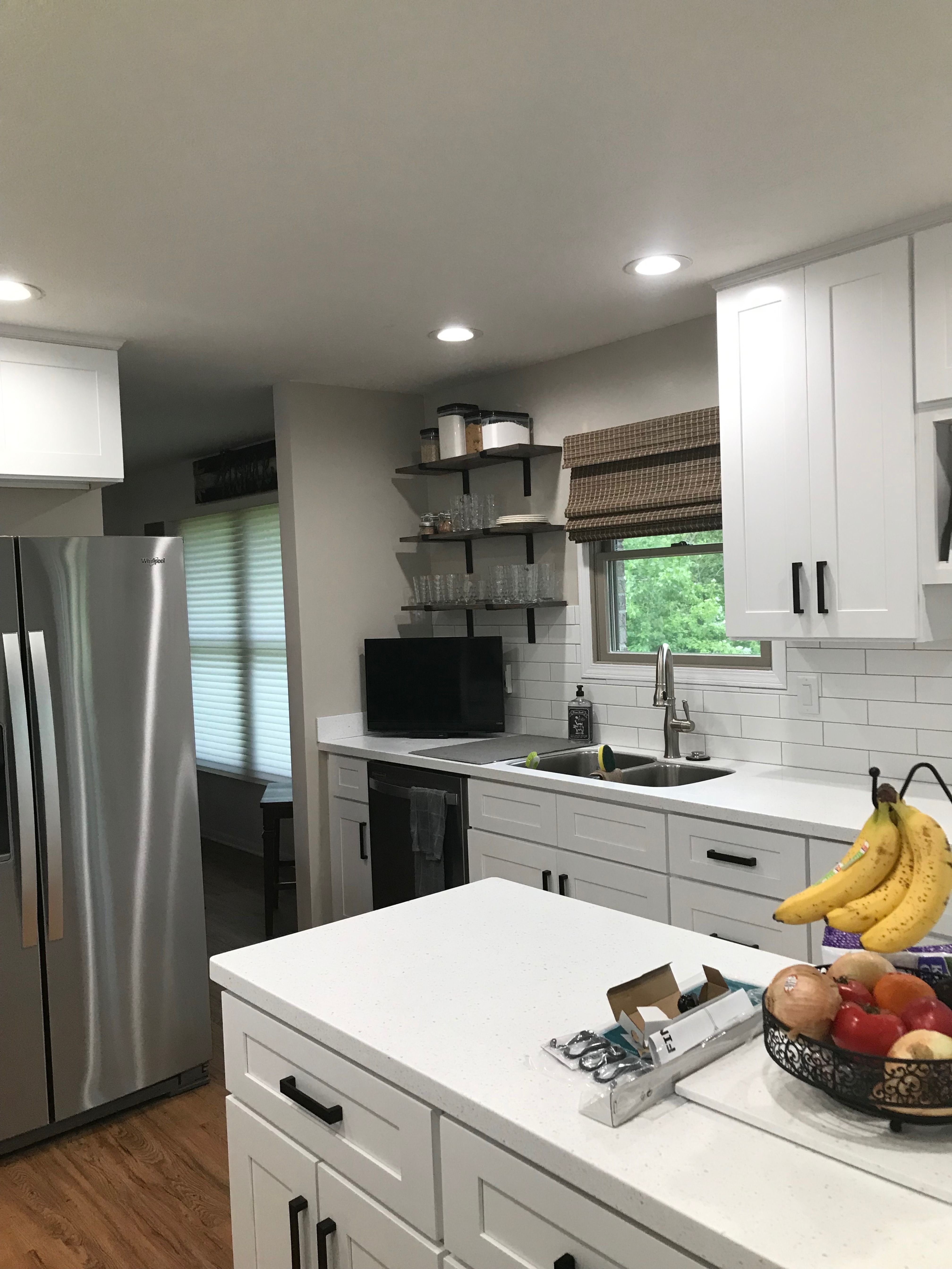 Lily Ann Cabinets White Shaker Kitchen White Shaker Kitchen Cabinets Shaker Kitchen Cabinets Kitchen Cabinet Trends
