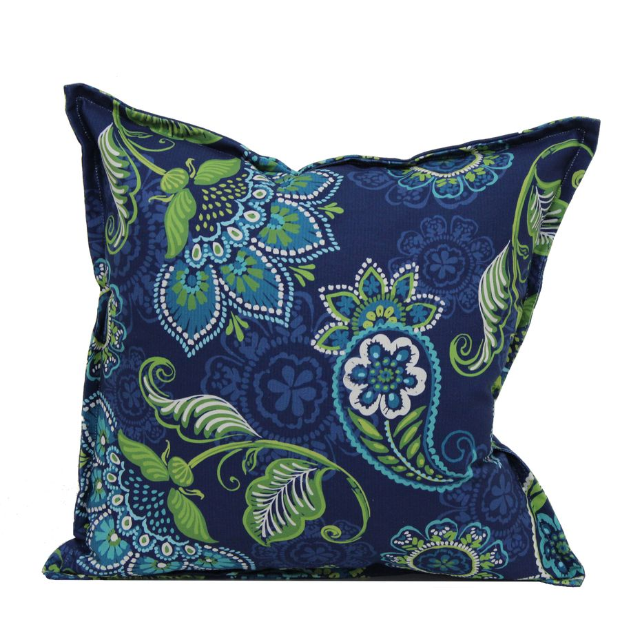 Product Image 1 Outdoor Decorative Pillows Blue Patio Decor