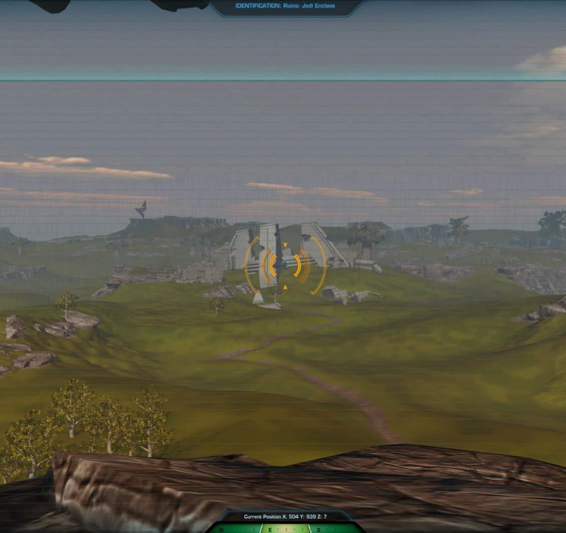 Swtor Dantooine Missions And Achievements Guide Jedi Enclave Natural Landmarks Missions