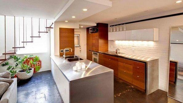 Kitchen Design Minimalist ~ Elegant Home Design Inspiration ...