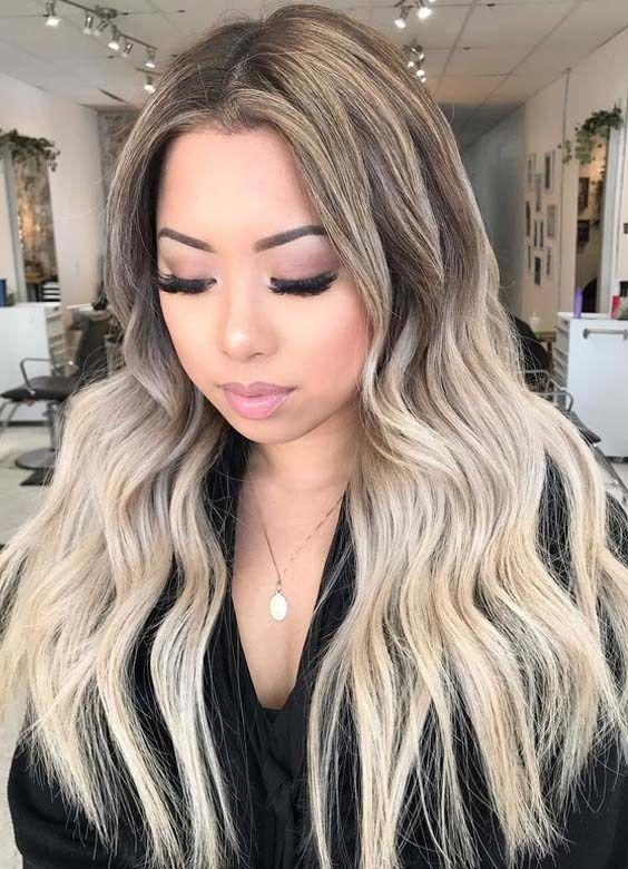 Fantastic Ash Blonde Hair Color Trends for Ladies in 2019 | Hair styles, Ash blonde, Hair color ...