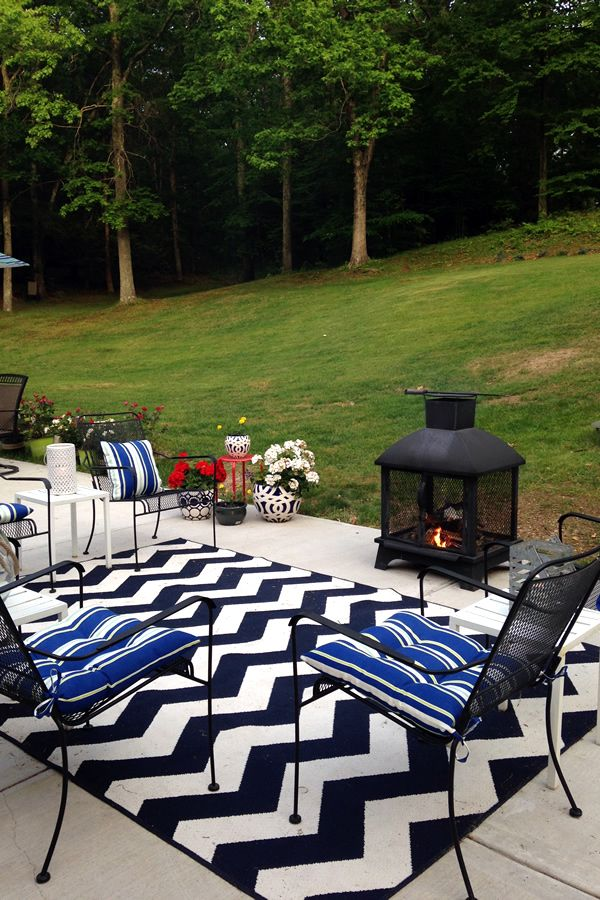 Welcome Summer With Fire Pit Fun Outdoor Living