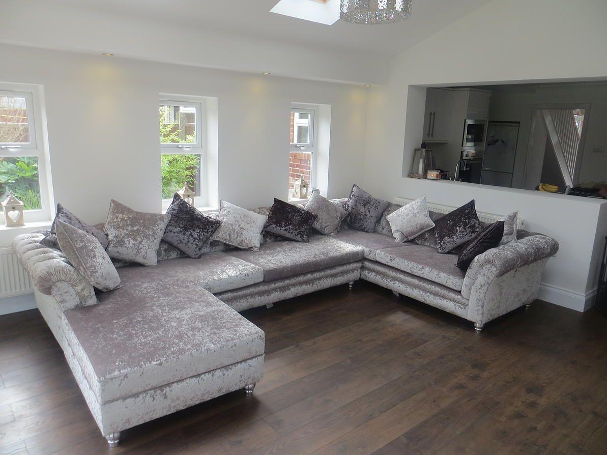 crushed velvet sofa  velvet sofa living room velvet