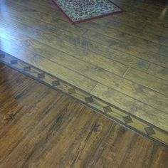 Mixing Wood Plank Size In Adjoining Rooms Google Search