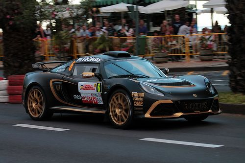 Lotus Exige R-GT - Rally Vinho Madeira 2012
