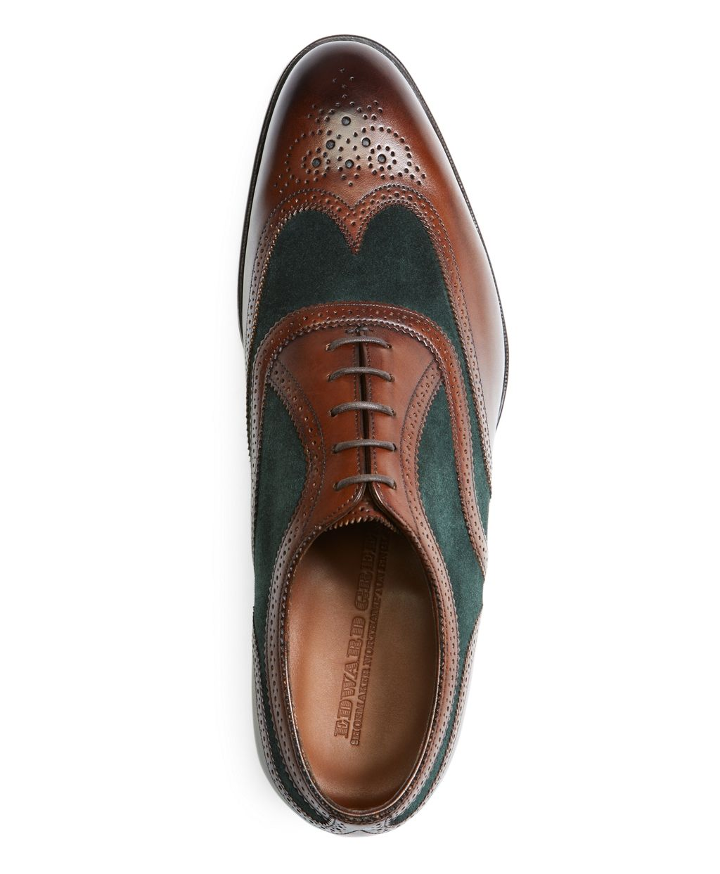 Mens Malvern Formal Lace Up Shoes