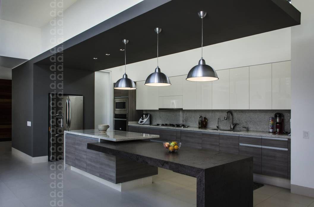 Ideas im genes y decoraci n de hogares proyectos que for Interior cocinas modernas