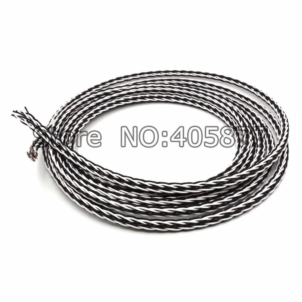 Viborg 3.28ft/1 Meter High Quality 8TC OCC Copper Wire Cable for ...