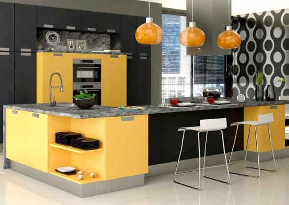 Cocinas Modernas 2014  Interior Design  Pinterest  Kitchen Delectable Interior Design Kitchens 2014 2018