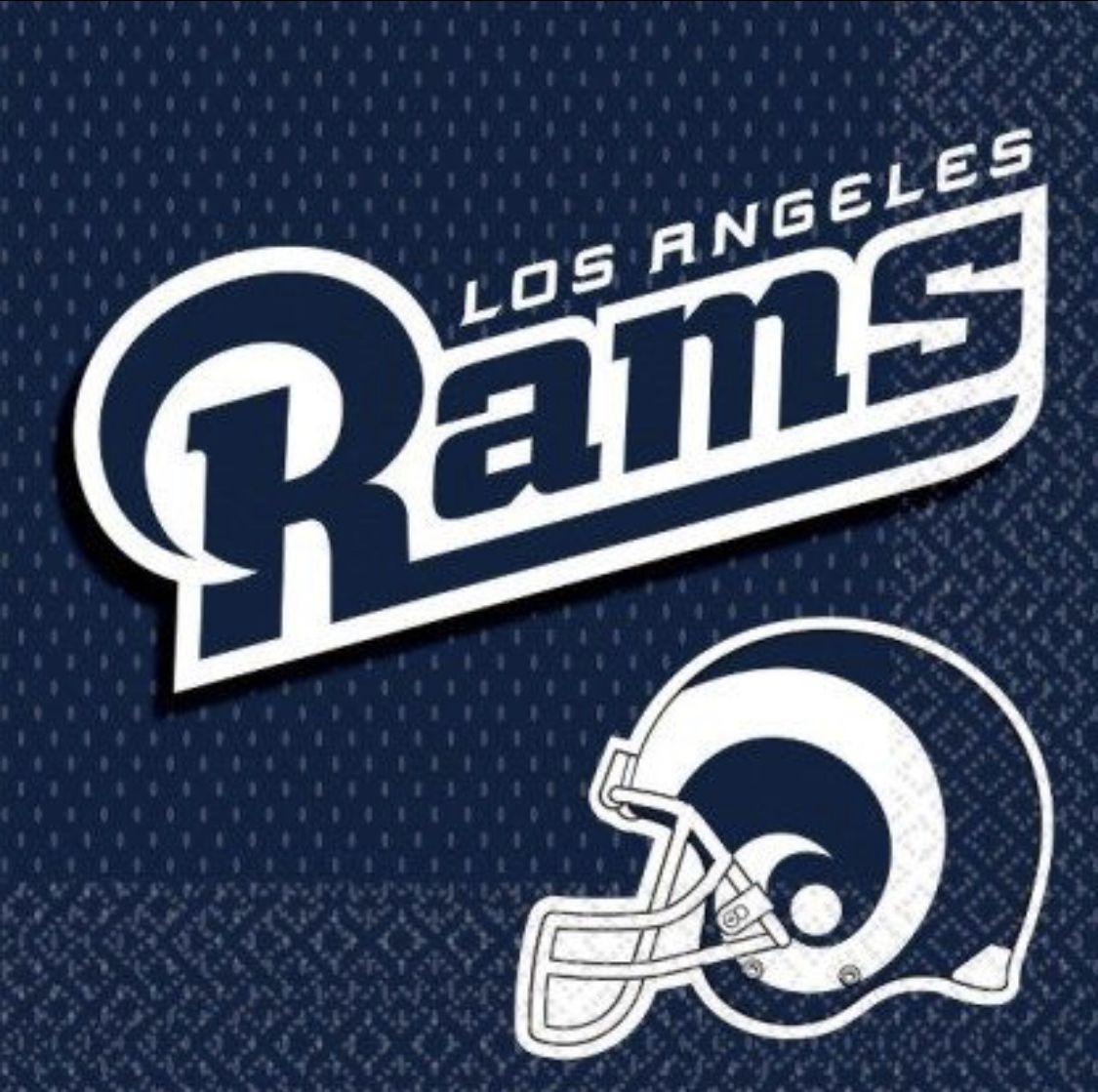 R A M S Los Angeles Rams Los Angeles Logos