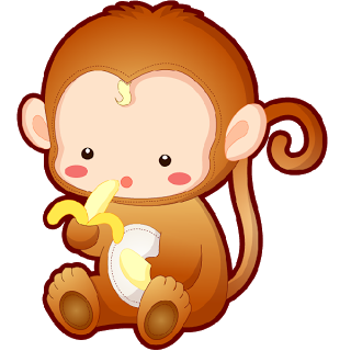 Funny Baby Monkey Pictures Monkeys Cartoon Clip Art
